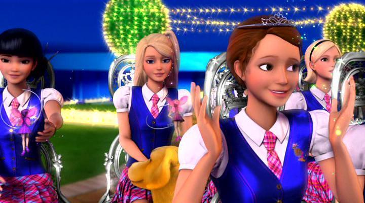 Мультфильм «Барби: Академия принцесс» скачать бесплатно и ...