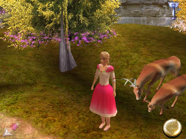 Барби. 12 Танцующих принцесс