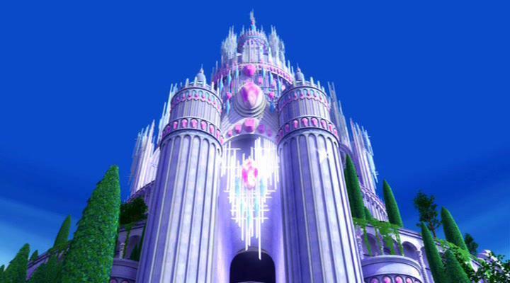 Барби и Хрустальный замок-3