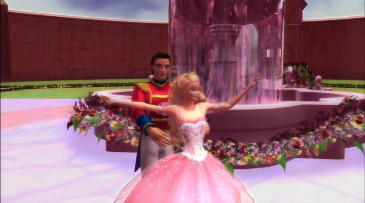 Барби и Щелкунчик-3