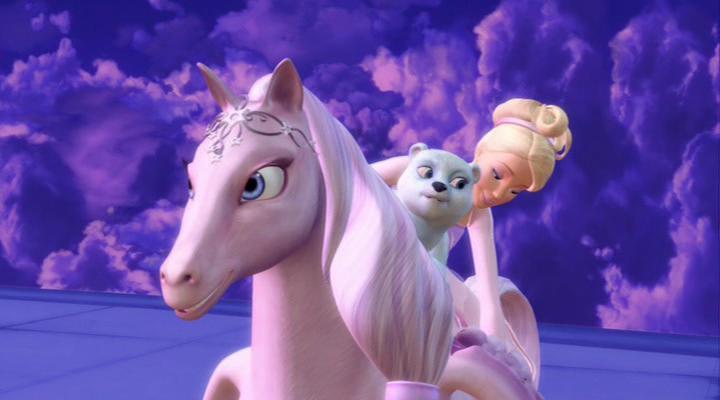 Барби и Волшебство Пегаса-1