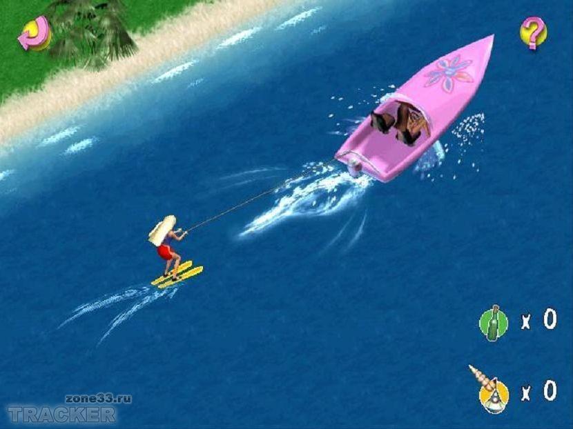 Барби. Приключения на пляже