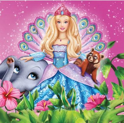 Барби. Принцесса острова