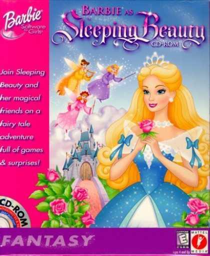 Барби. Спящая красавица