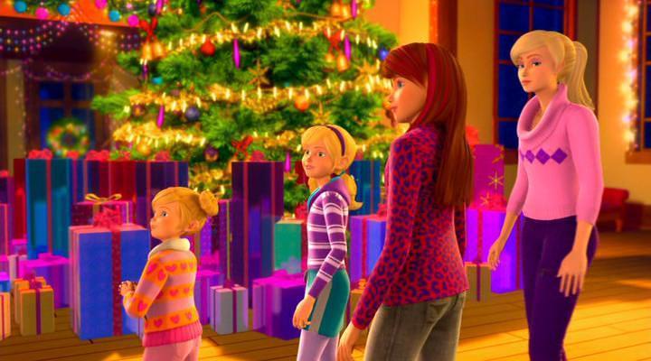 Чудесное Рождество-2