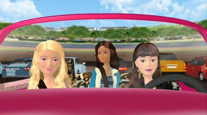 Дневники Барби-1
