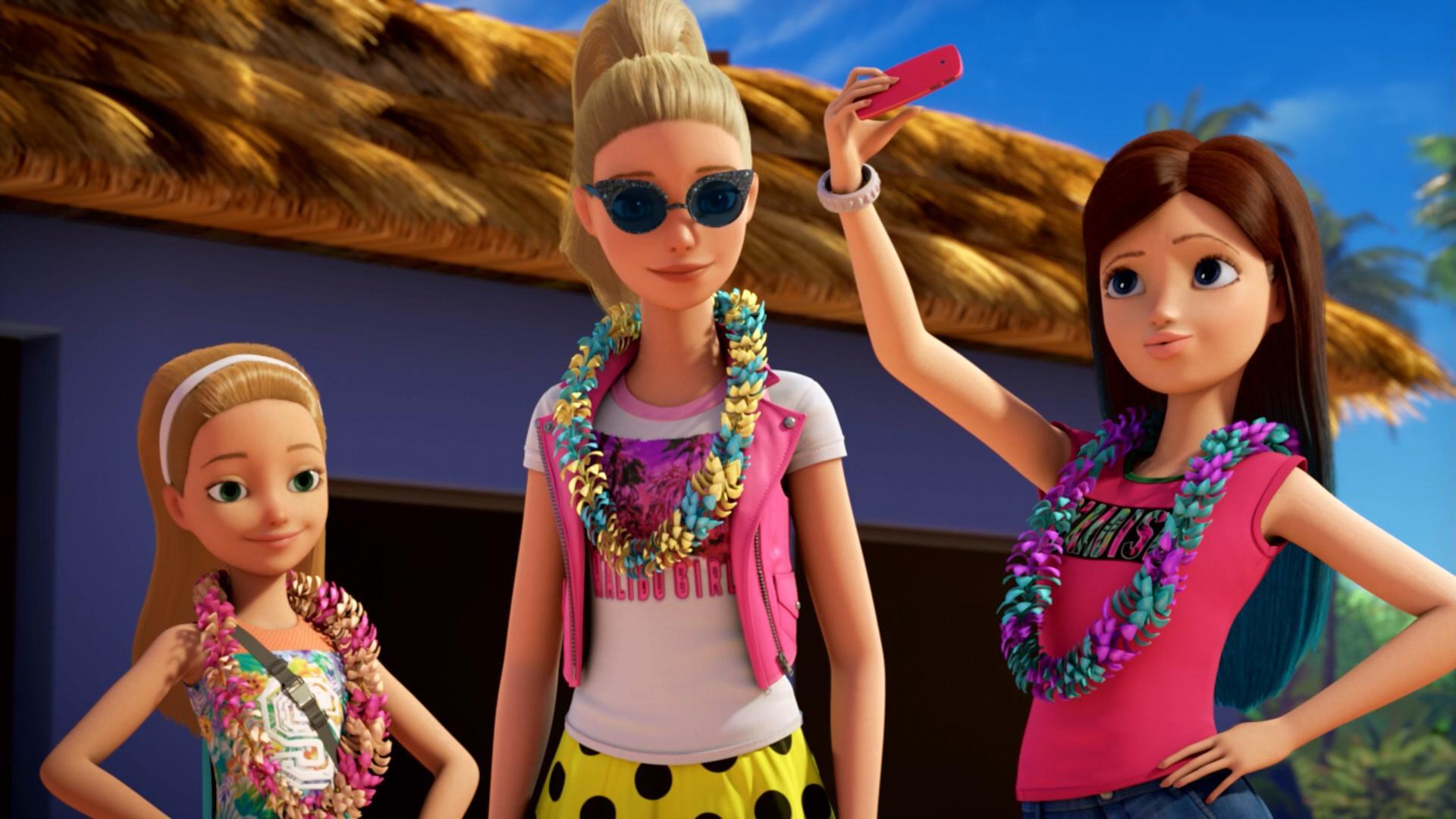 Барби и сёстры в поисках щенков-2