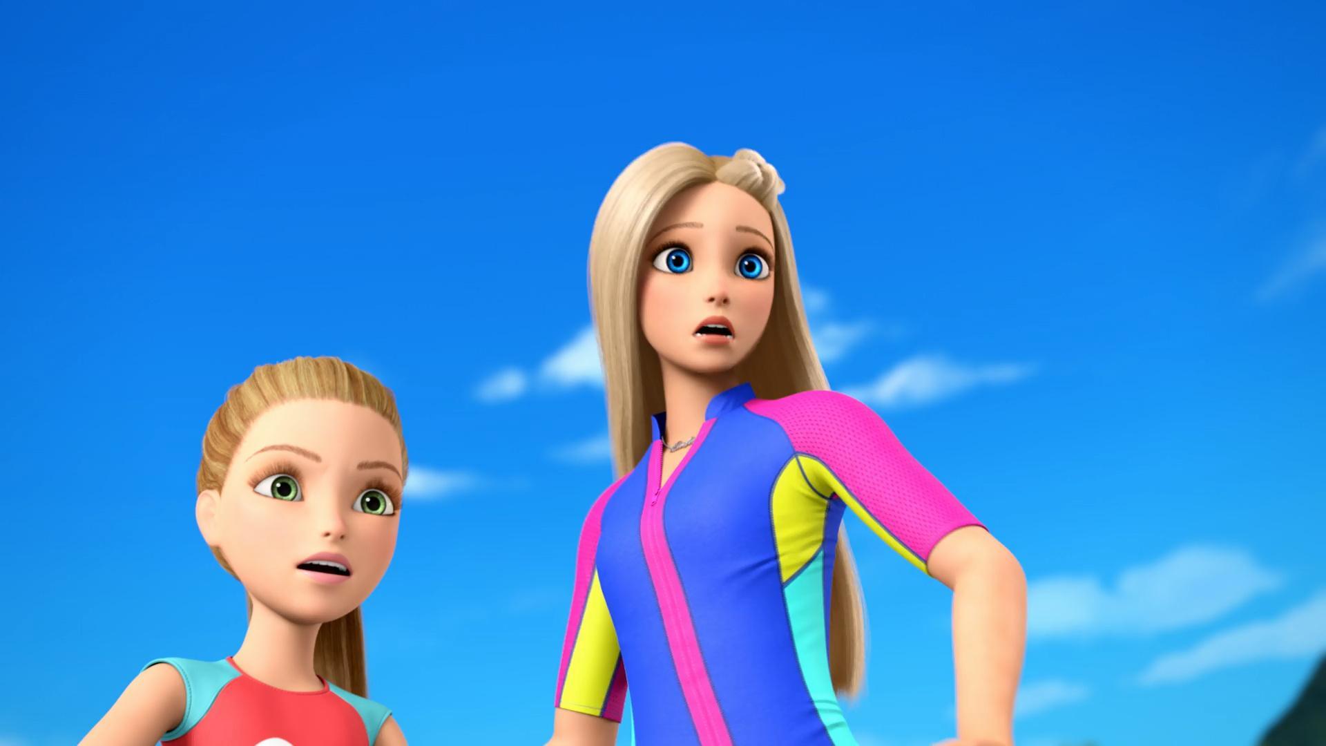 Барби и волшебные дельфины-2
