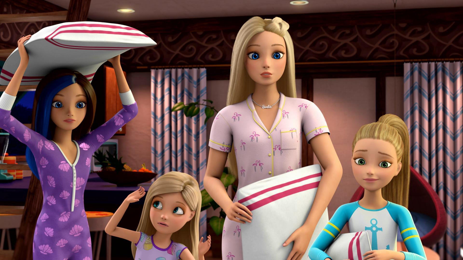 Барби и волшебные дельфины-3