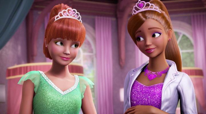 Барби Рок-принцесса-2