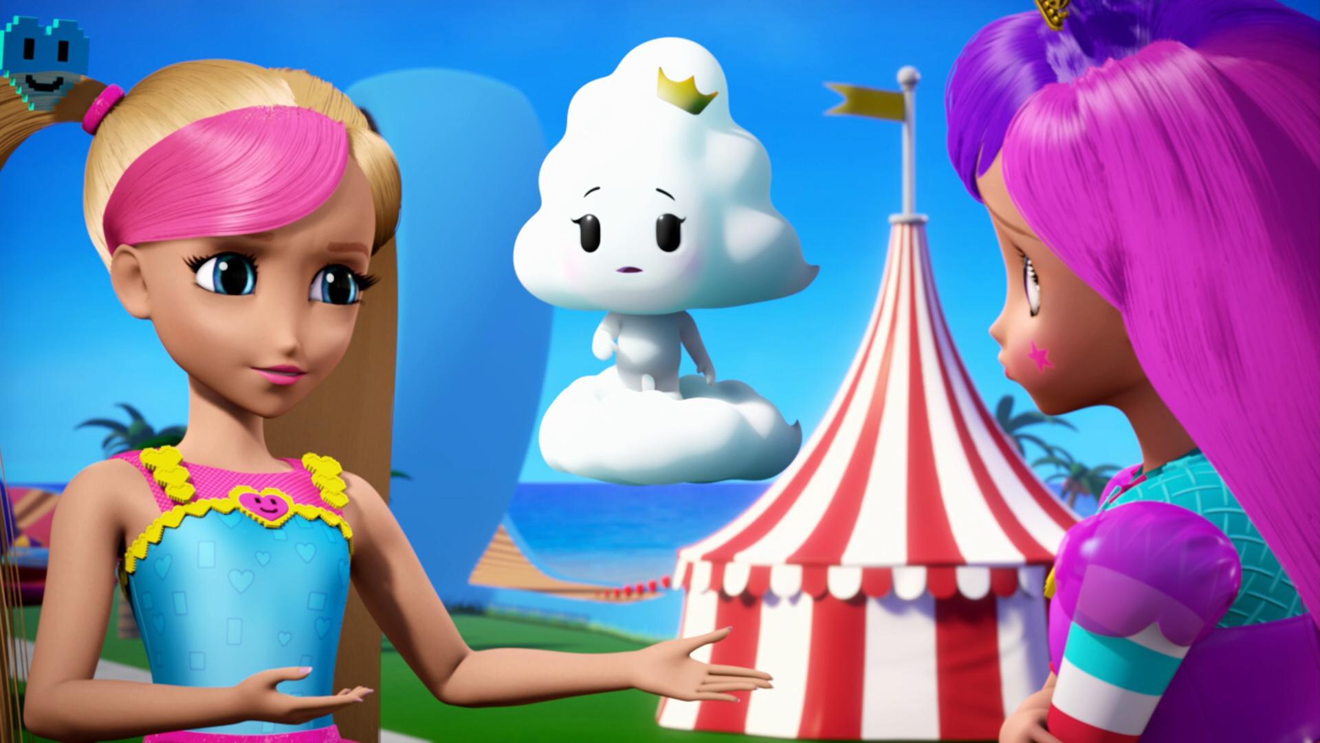 Барби Виртуальный мир-2