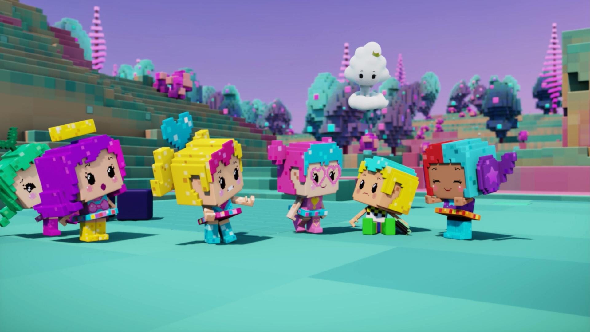 Барби Виртуальный мир-4