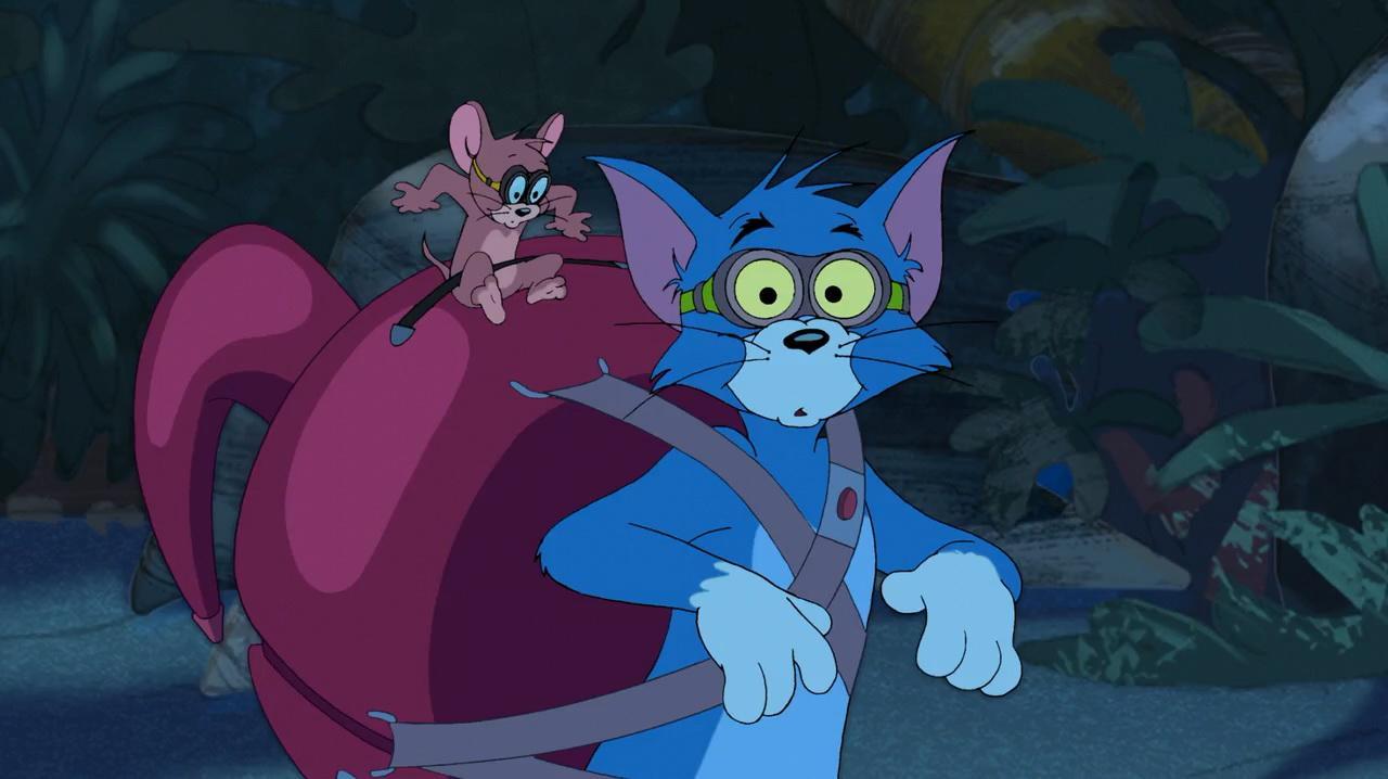 Том и Джерри. Шпионские игры-1
