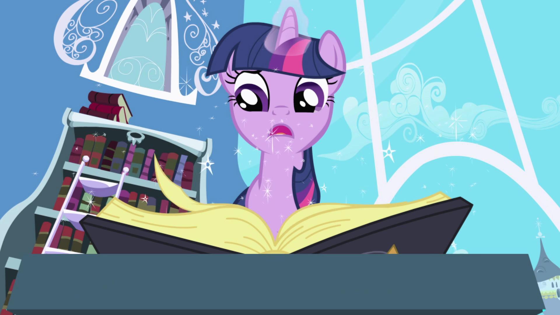 Мой маленький пони. Дружба - это чудо-3