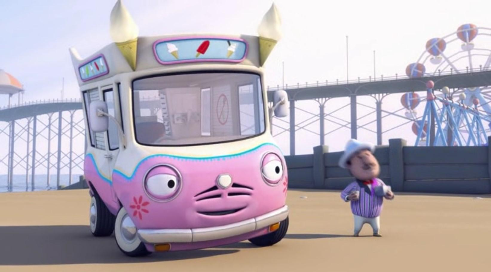 Олли Веселый грузовичок