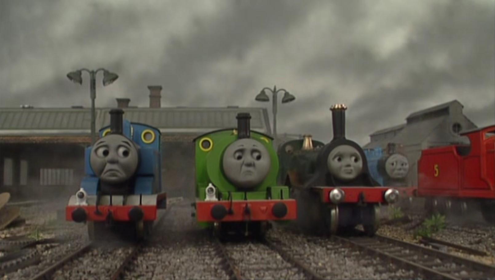 Томас и его друзья. На всех парах!