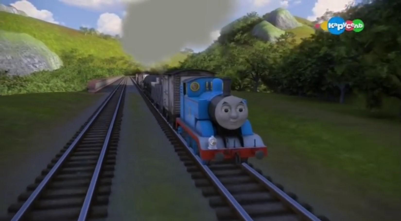 Томас и его друзья. Покидая Содор