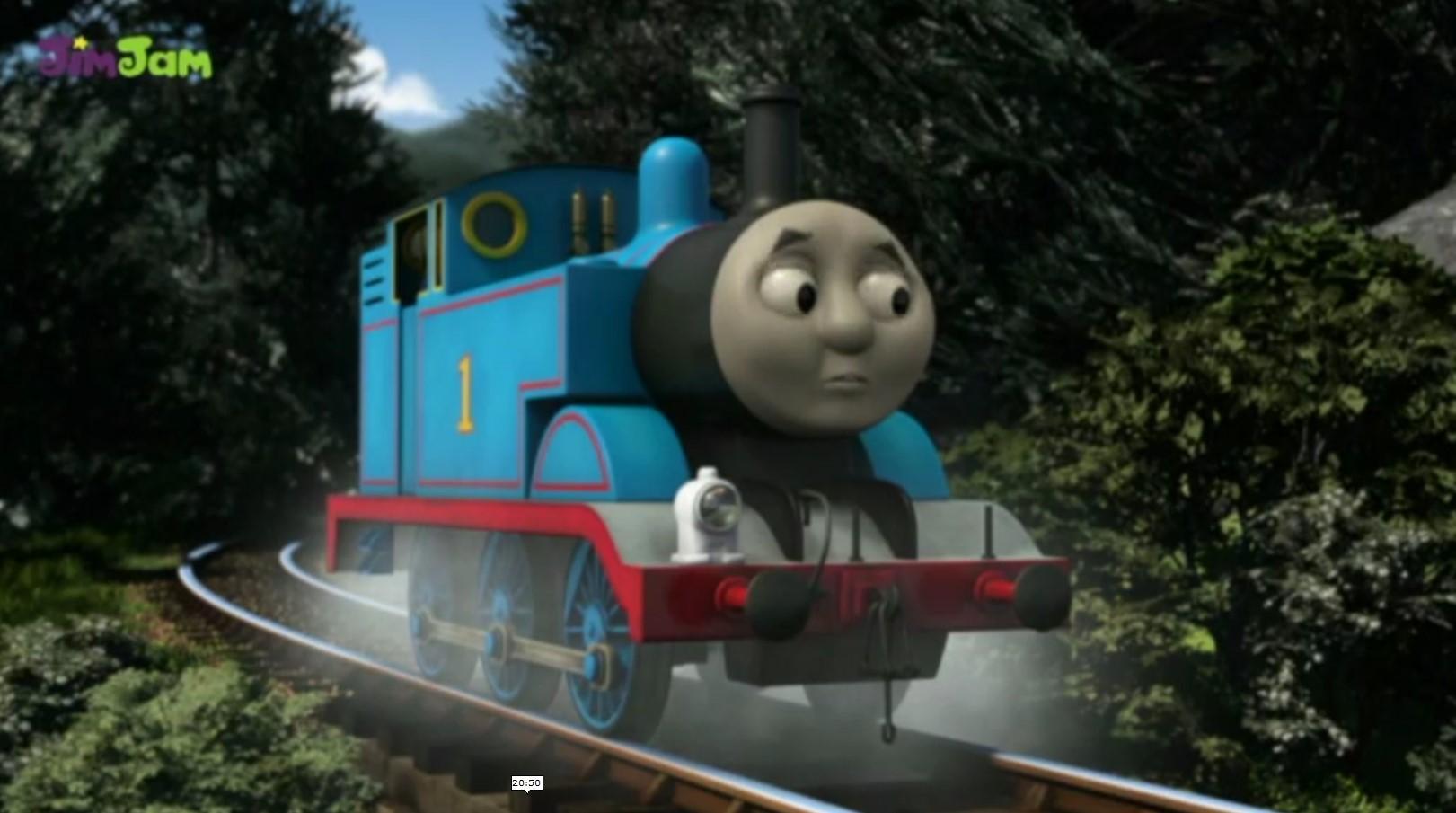 Томас и его друзья. Спасение с Туманного острова