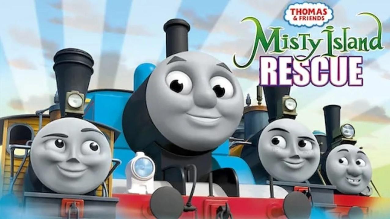 Томас и его друзья: Спасение с Туманного острова