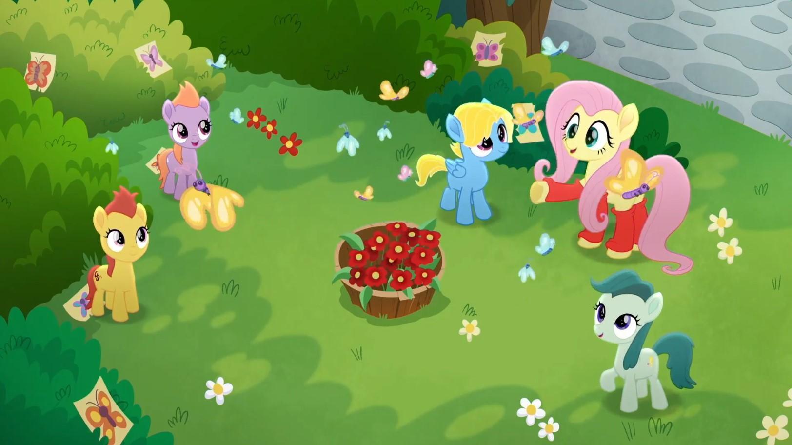 Мой маленький пони. Радужное путешествие