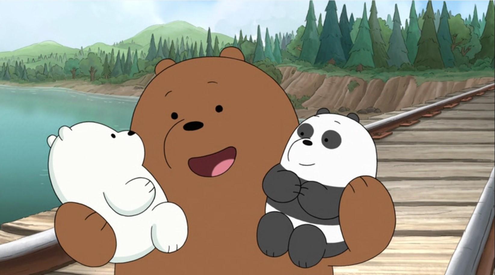 Вся правда о медведях. Фильм