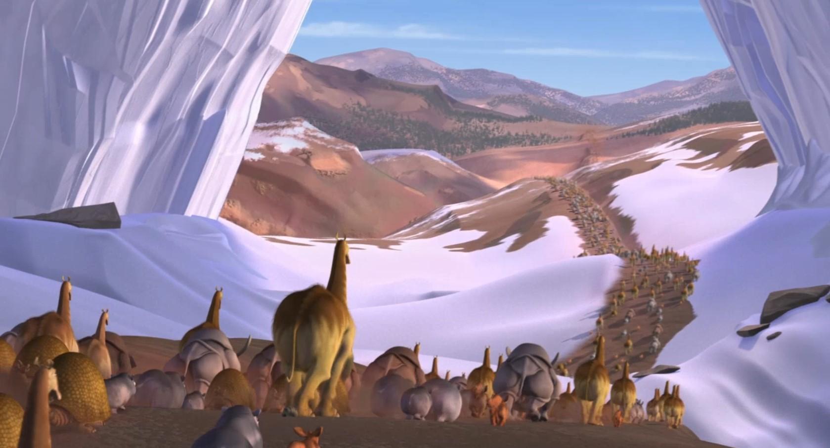 Ледниковый период 1
