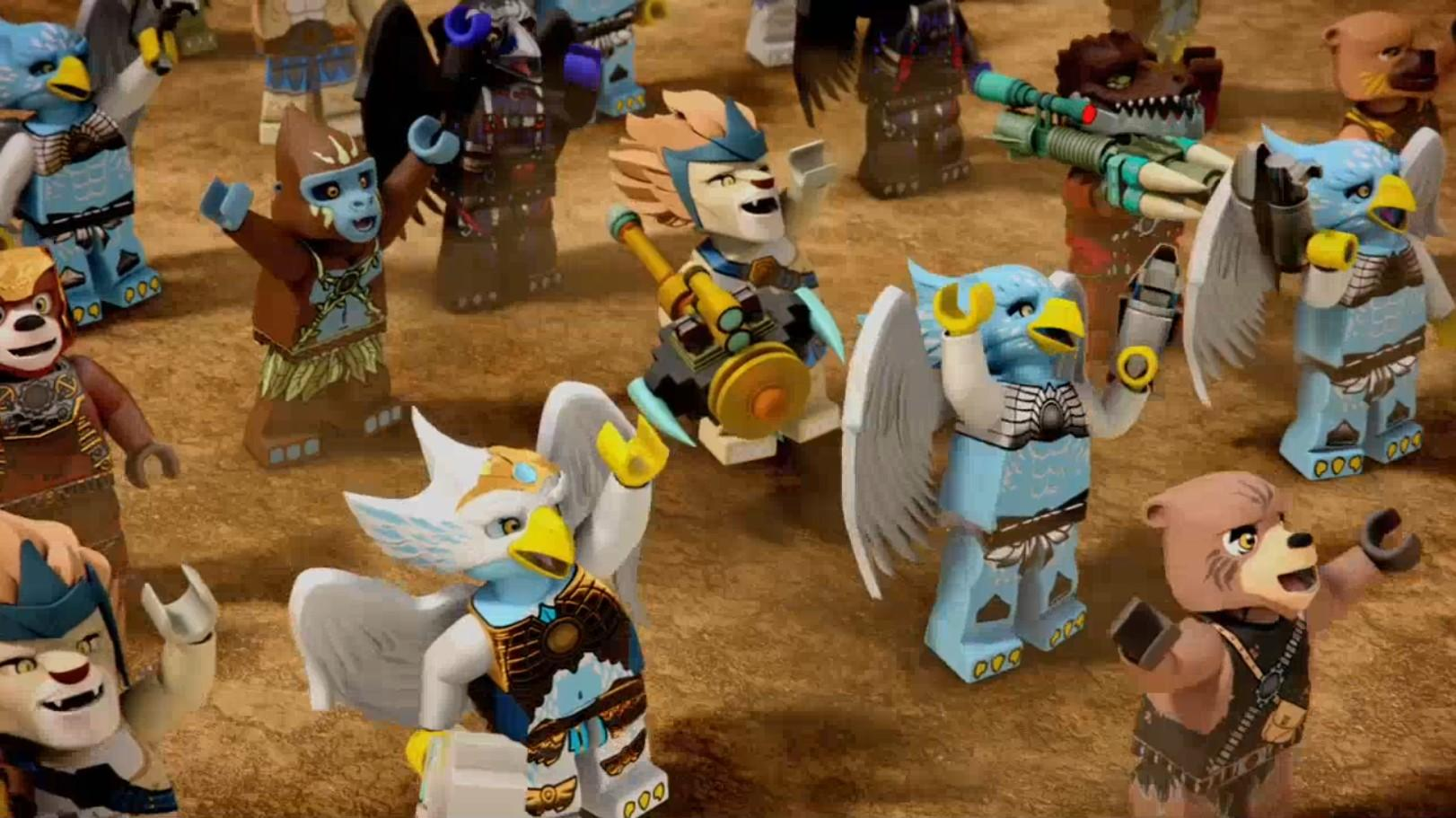 Лего Легенды Чимы