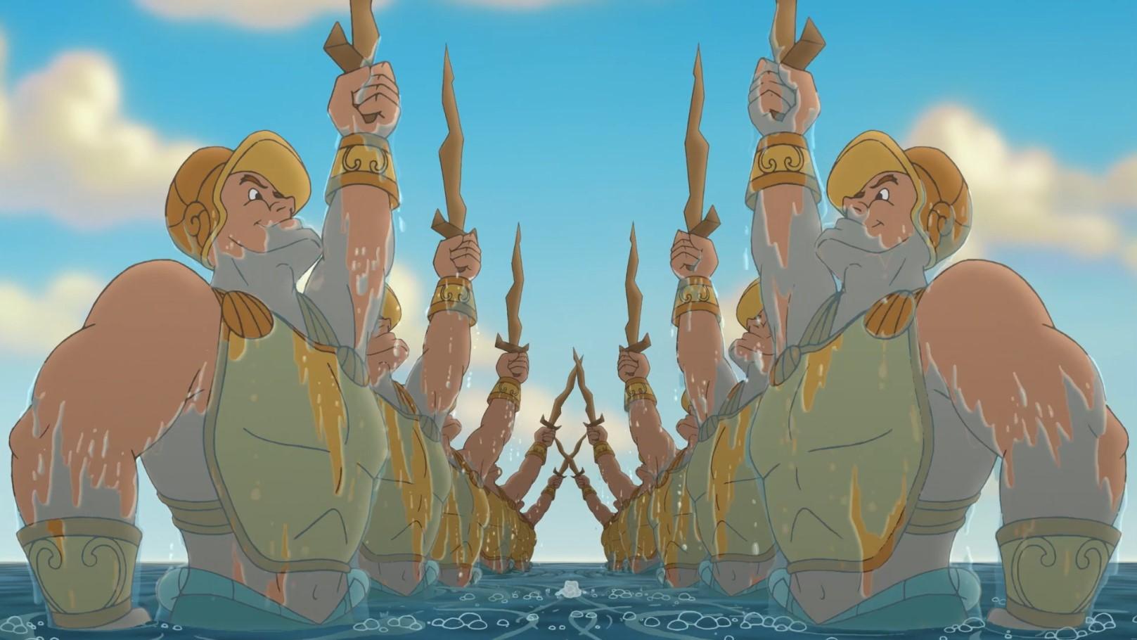 Русалочка 2. Возвращение в море