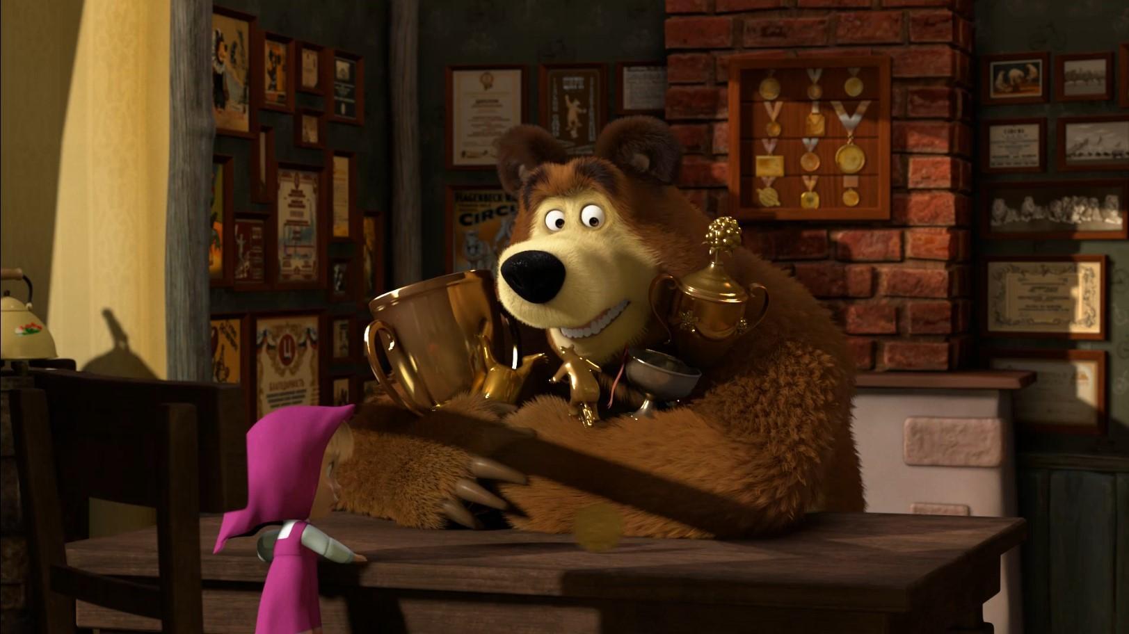 Маша и медведь. Сезон 1