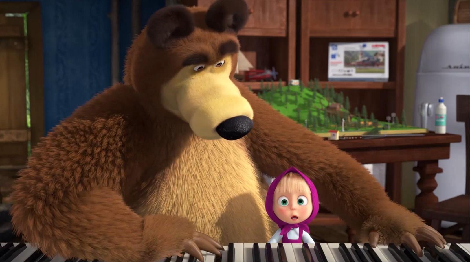 Маша и медведь. Сезон 4