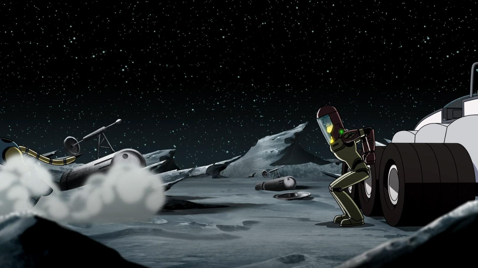 Скуби-Ду! Безумный Лунный Монстр