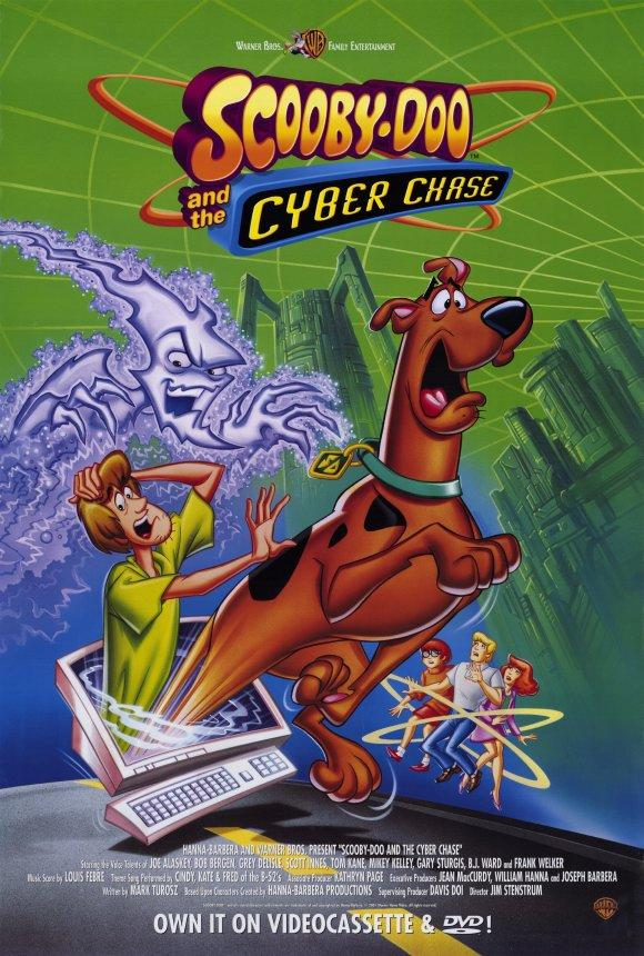 Скуби-Ду и кибер-погоня