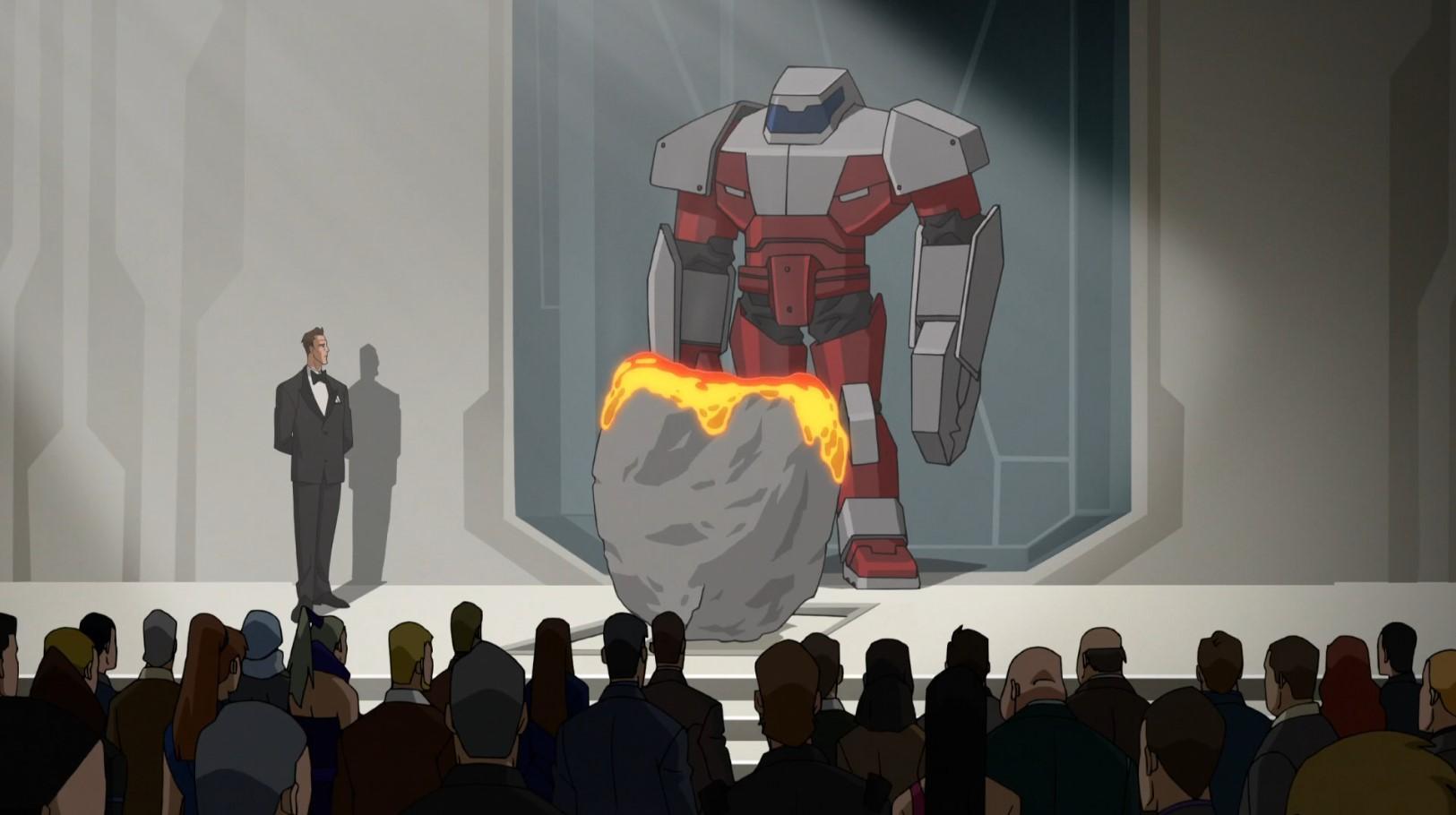 Безграничный Бэтмен. Роботы против мутантов