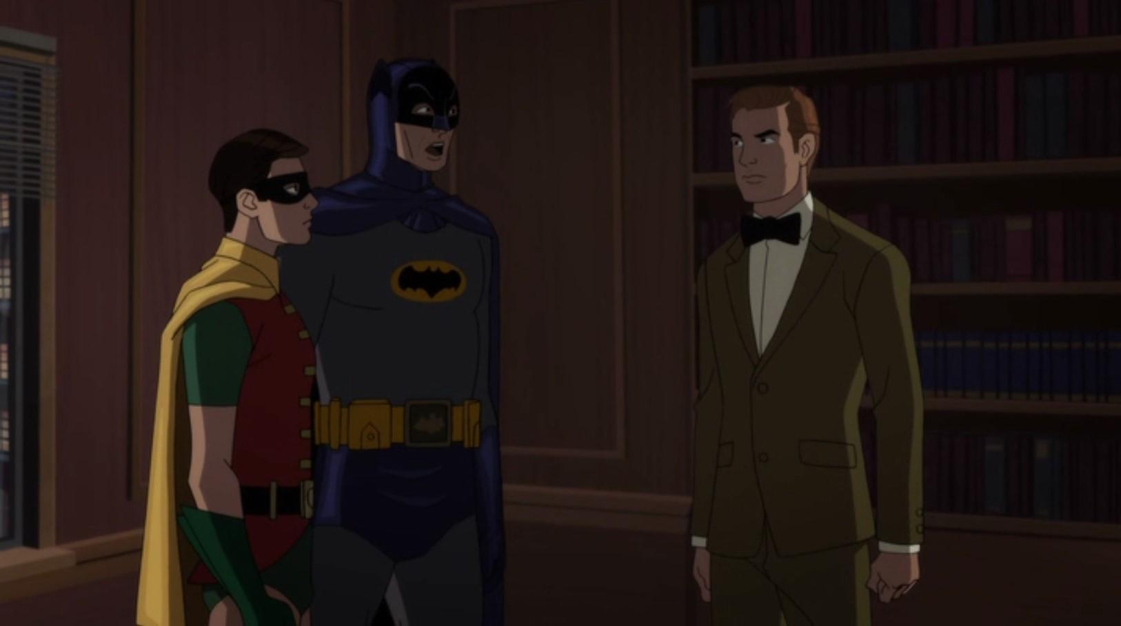Бэтмен против Двуликого