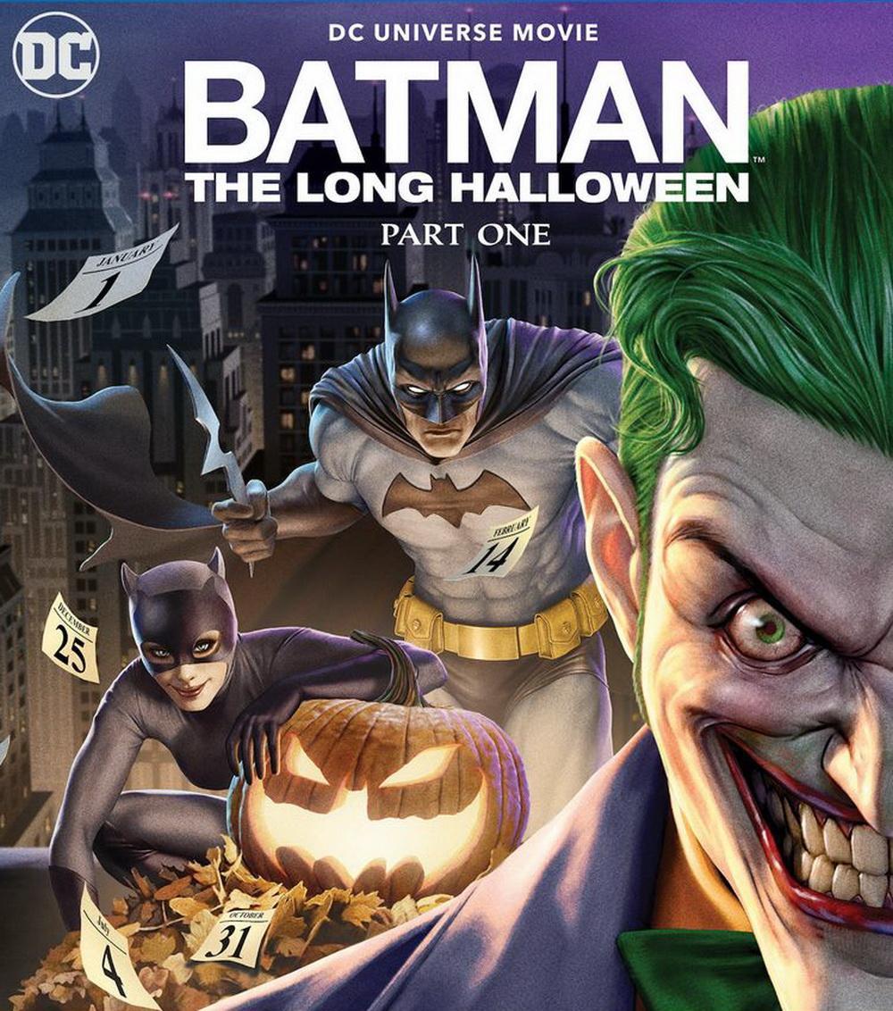 Бэтмен. Долгий Хэллоуин. Часть 1