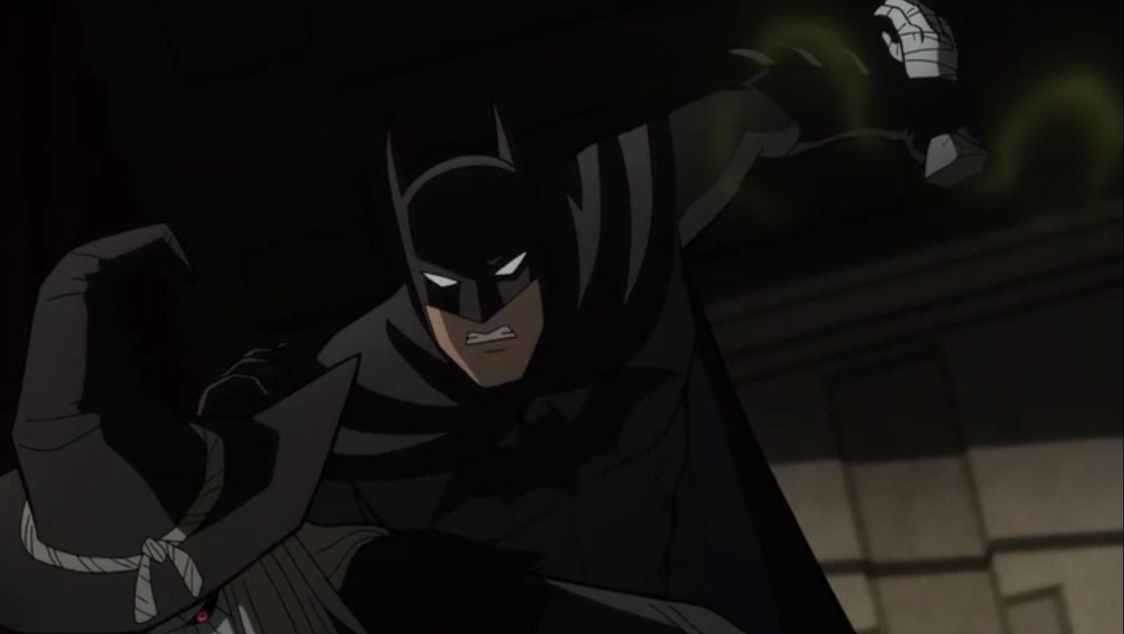 Бэтмен. Долгий Хэллоуин. Часть 2