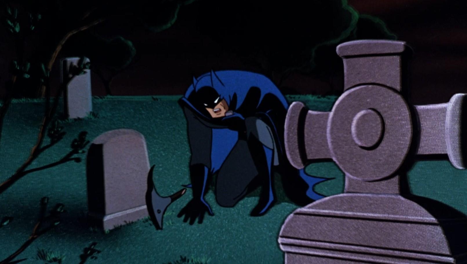 Бэтмен. Маска фантазма