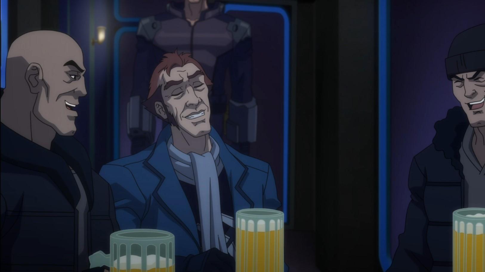 Бэтмен: Нападение на Аркхэм