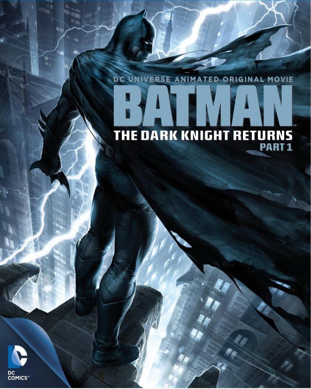 Бэтмен. Темный рыцарь. Возрождение легенды. Часть 1