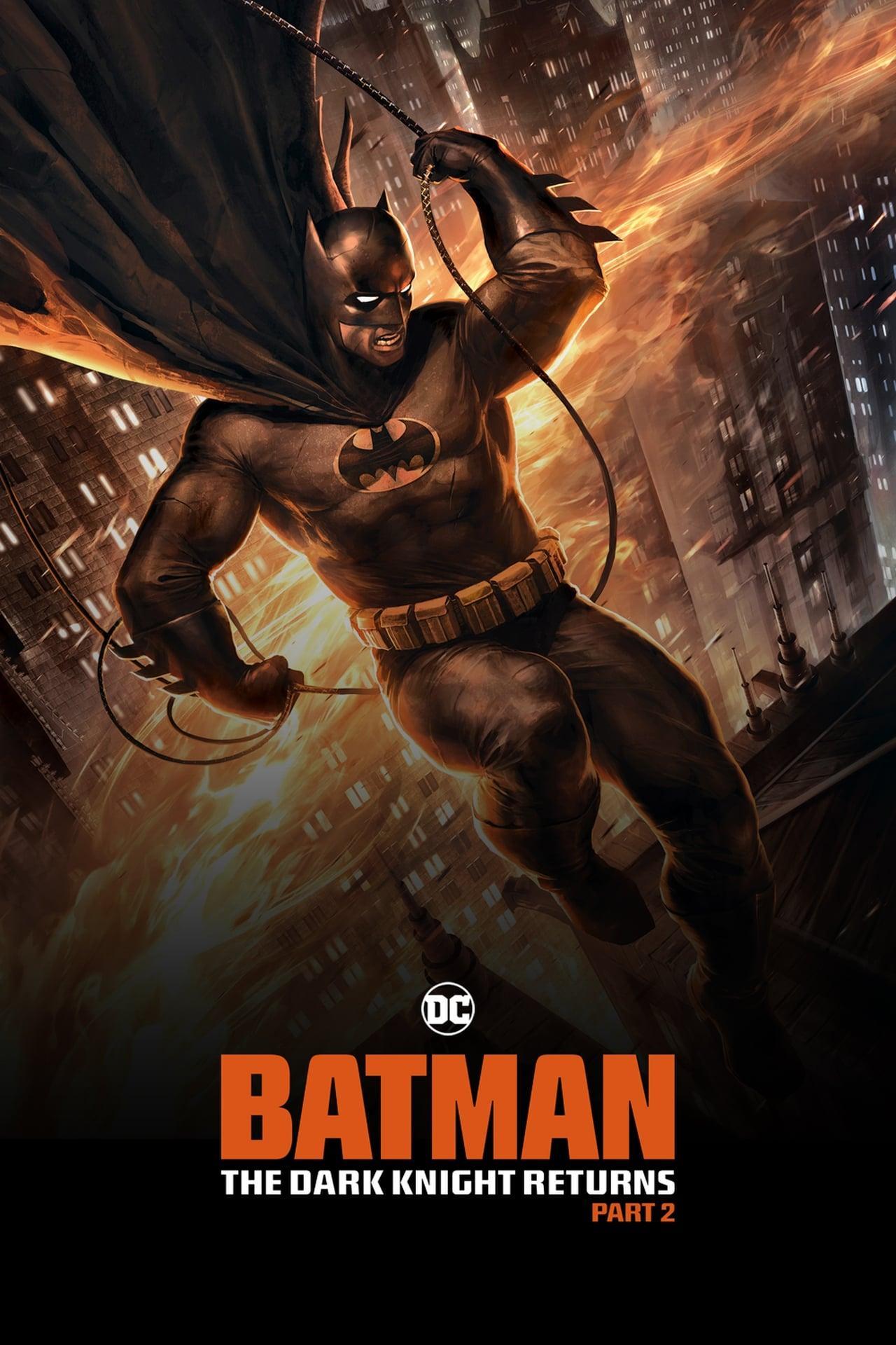 Бэтмен. Темный рыцарь. Возрождение легенды. Часть 2