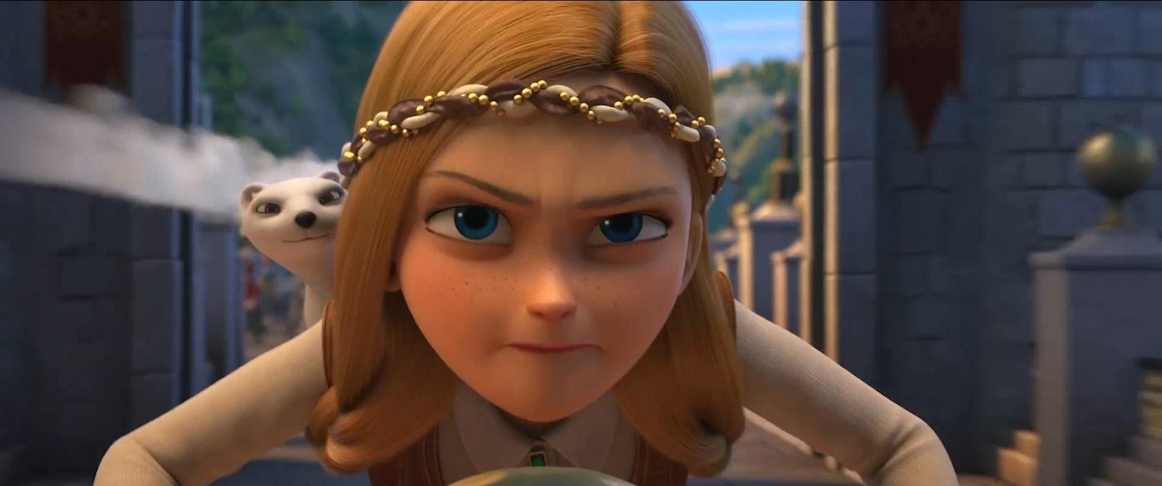 Снежная Королева 4: Зазеркалье