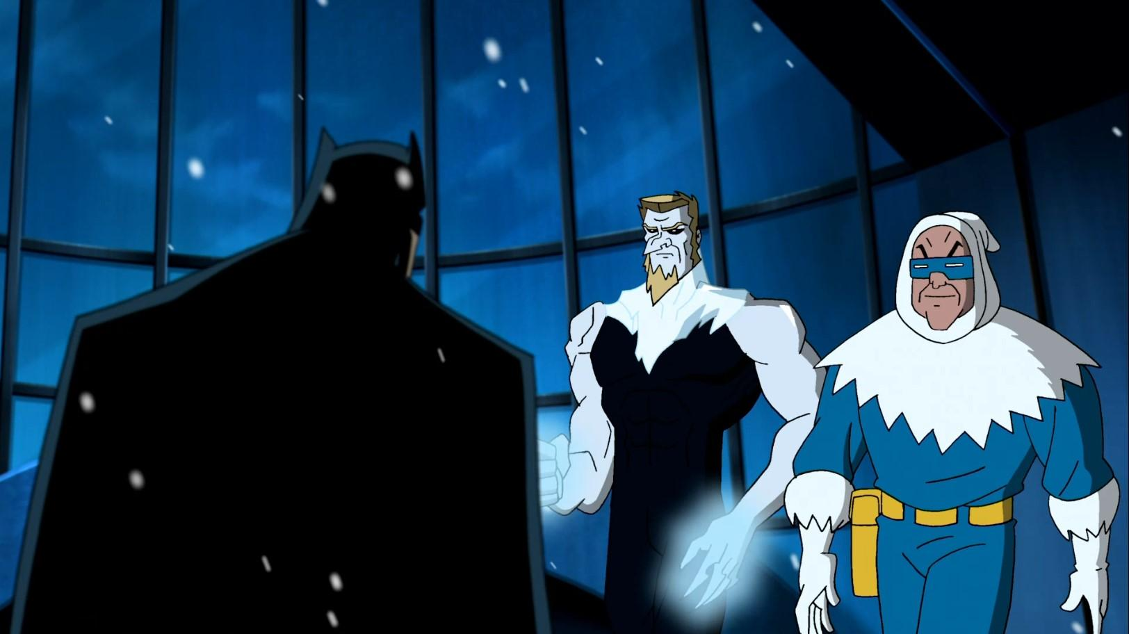 Супермен. Бэтмен: Враги общества