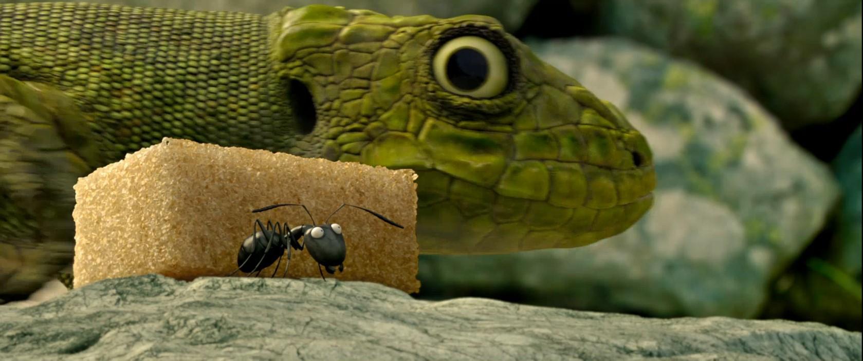 Букашки. Приключение в Долине муравьёв