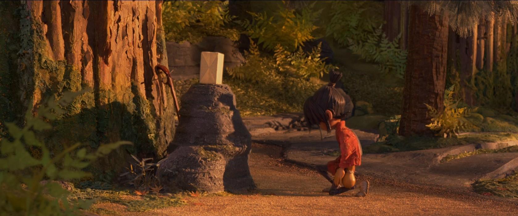 Кубо. Легенда о самурае