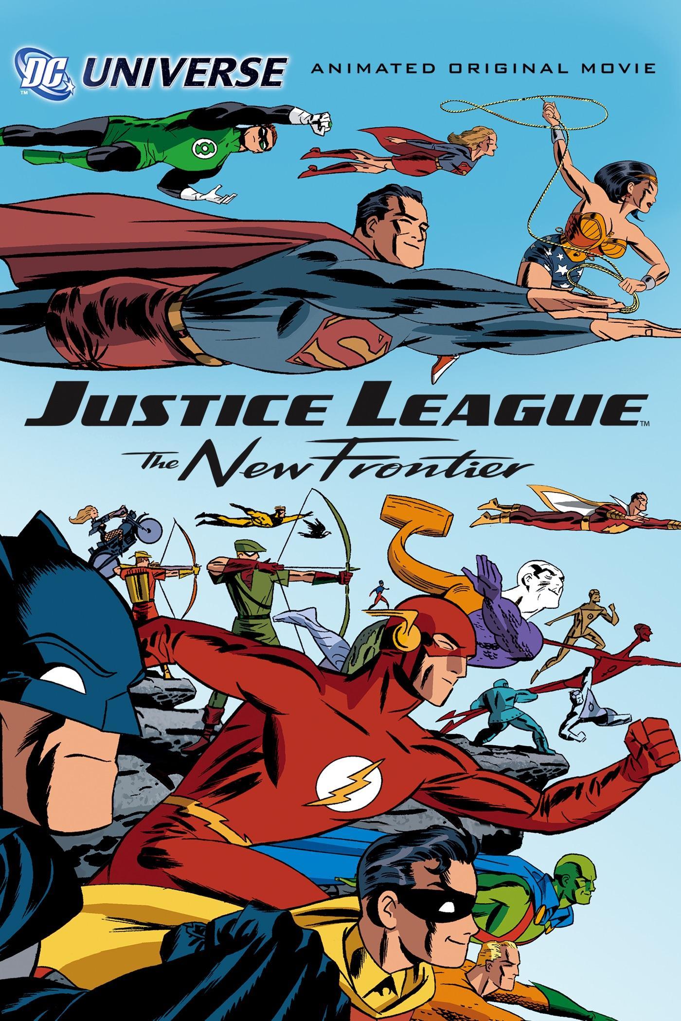 Лига Справедливости: Новый Барьер