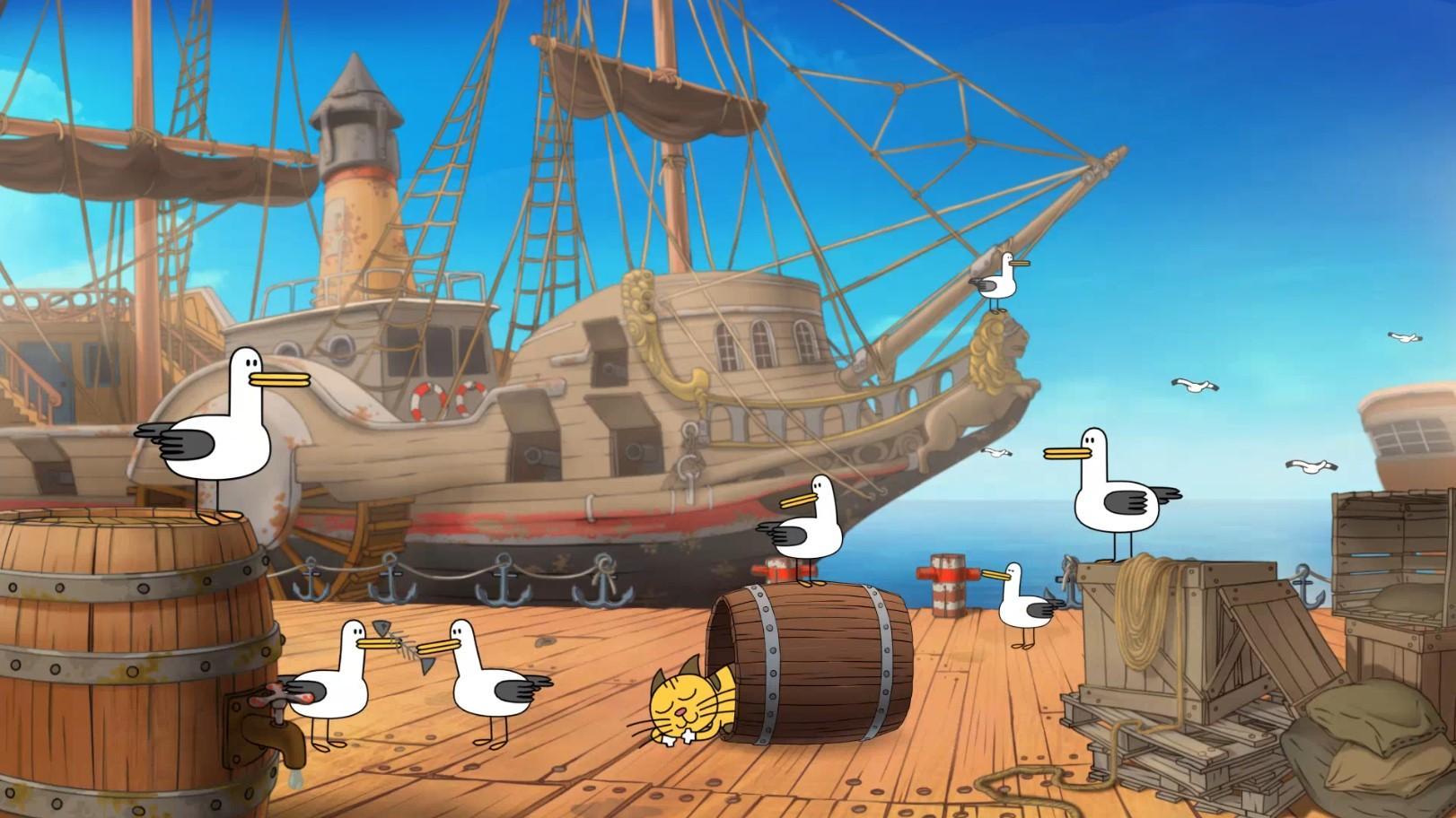 Пиратская школа