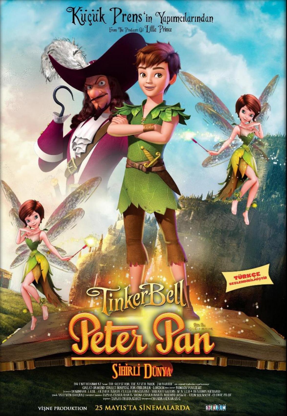 """<span class=""""title"""">Питер Пэн: В поисках магической книги</span>"""
