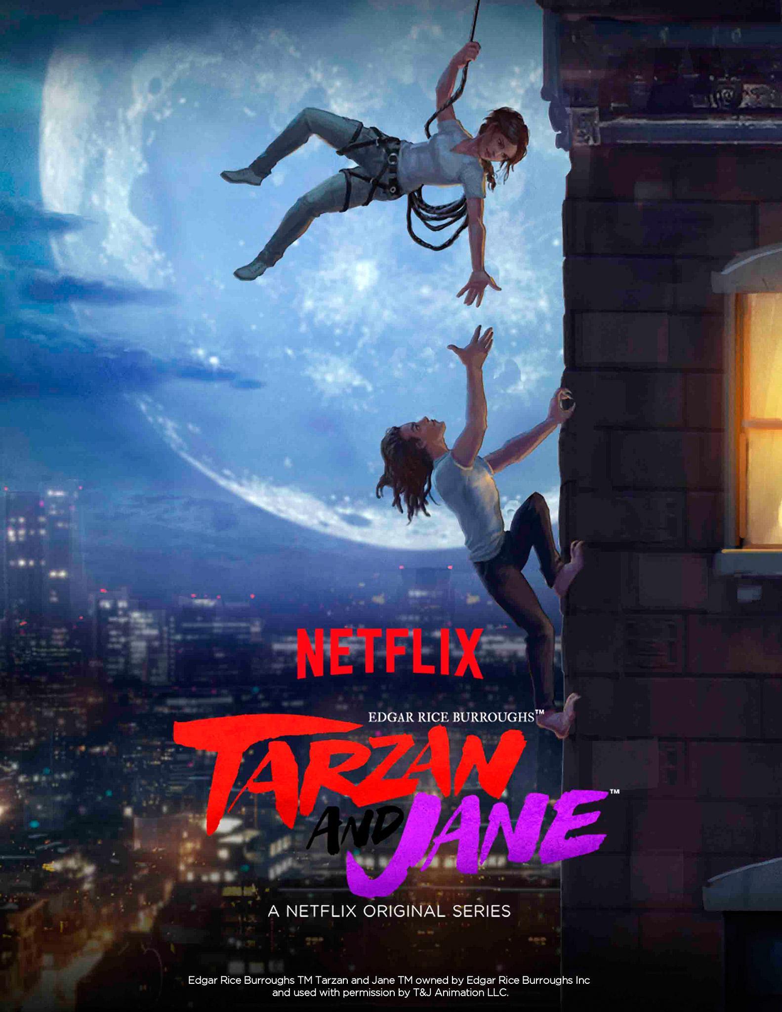 Тарзан и Джейн сериал