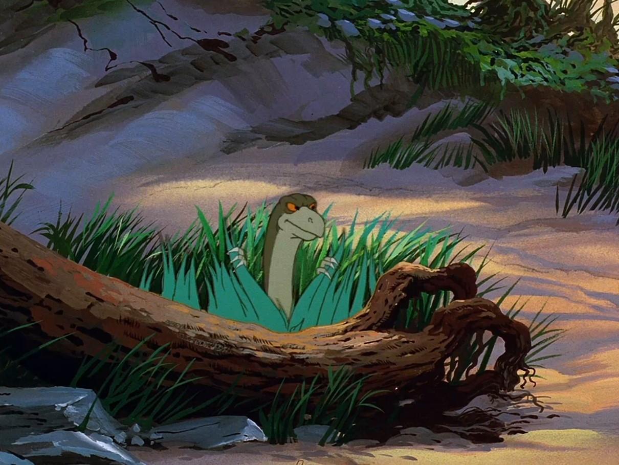 Земля до начала времен 2. Приключения в Великой Долине